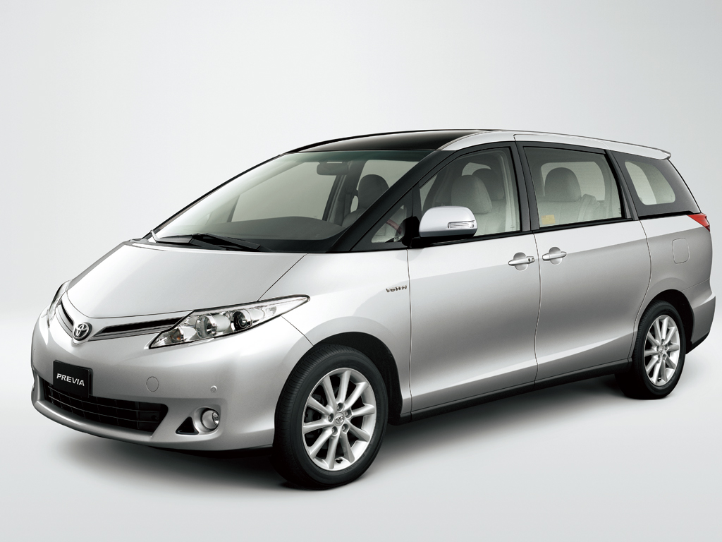 Toyota Previa 2.4 GL launching soon in Malaysia at RM258k ...