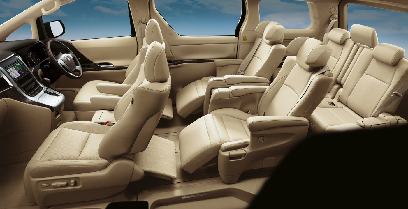 Toyota Malaysia Introduces The Toyota Alphard Price From