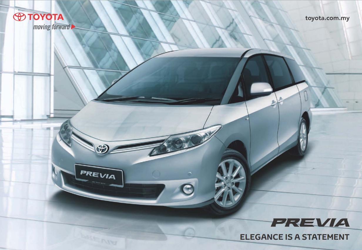 Umw Toyota Previa