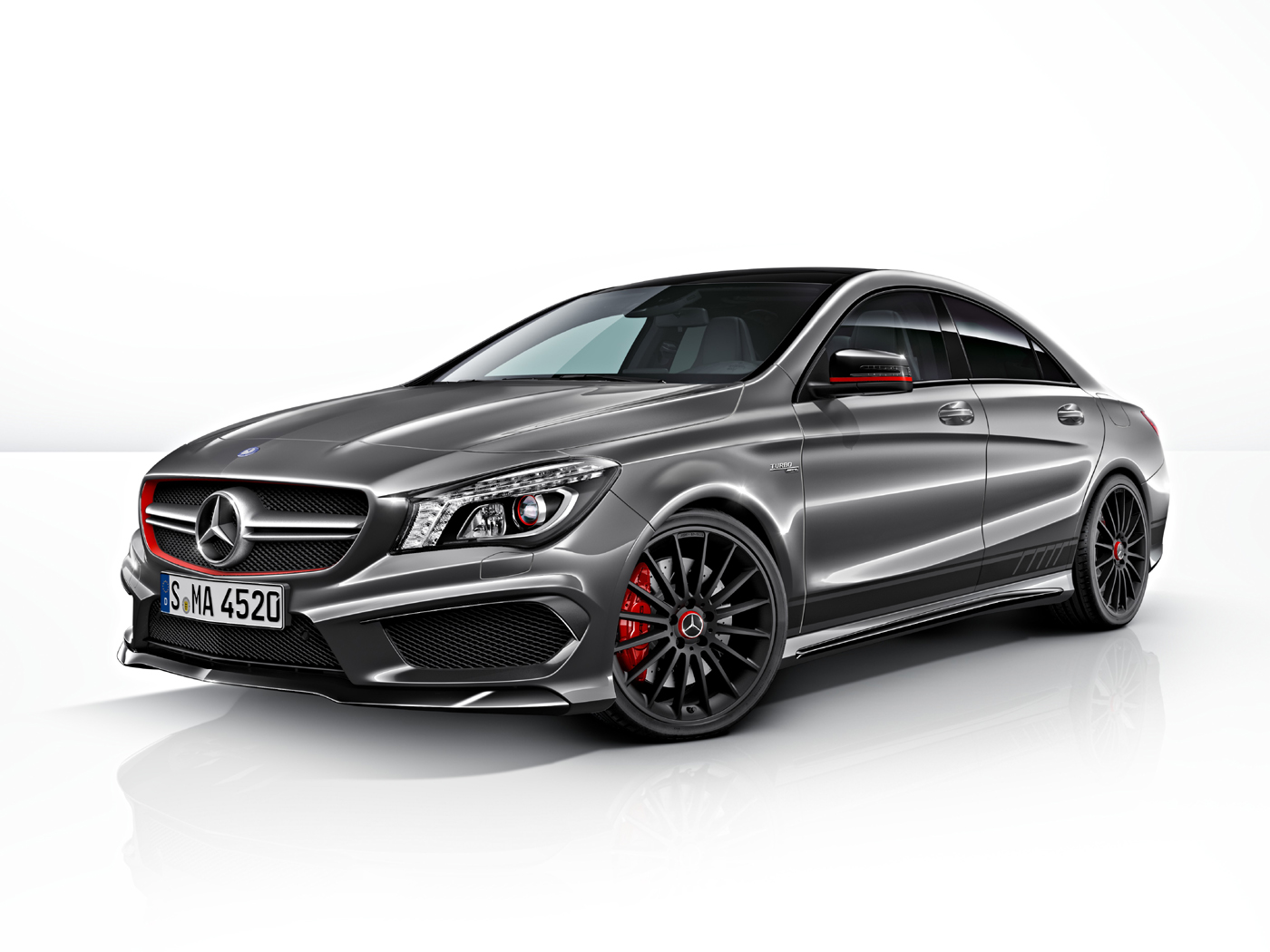 mercedes benz cla 45 amg now officially available in