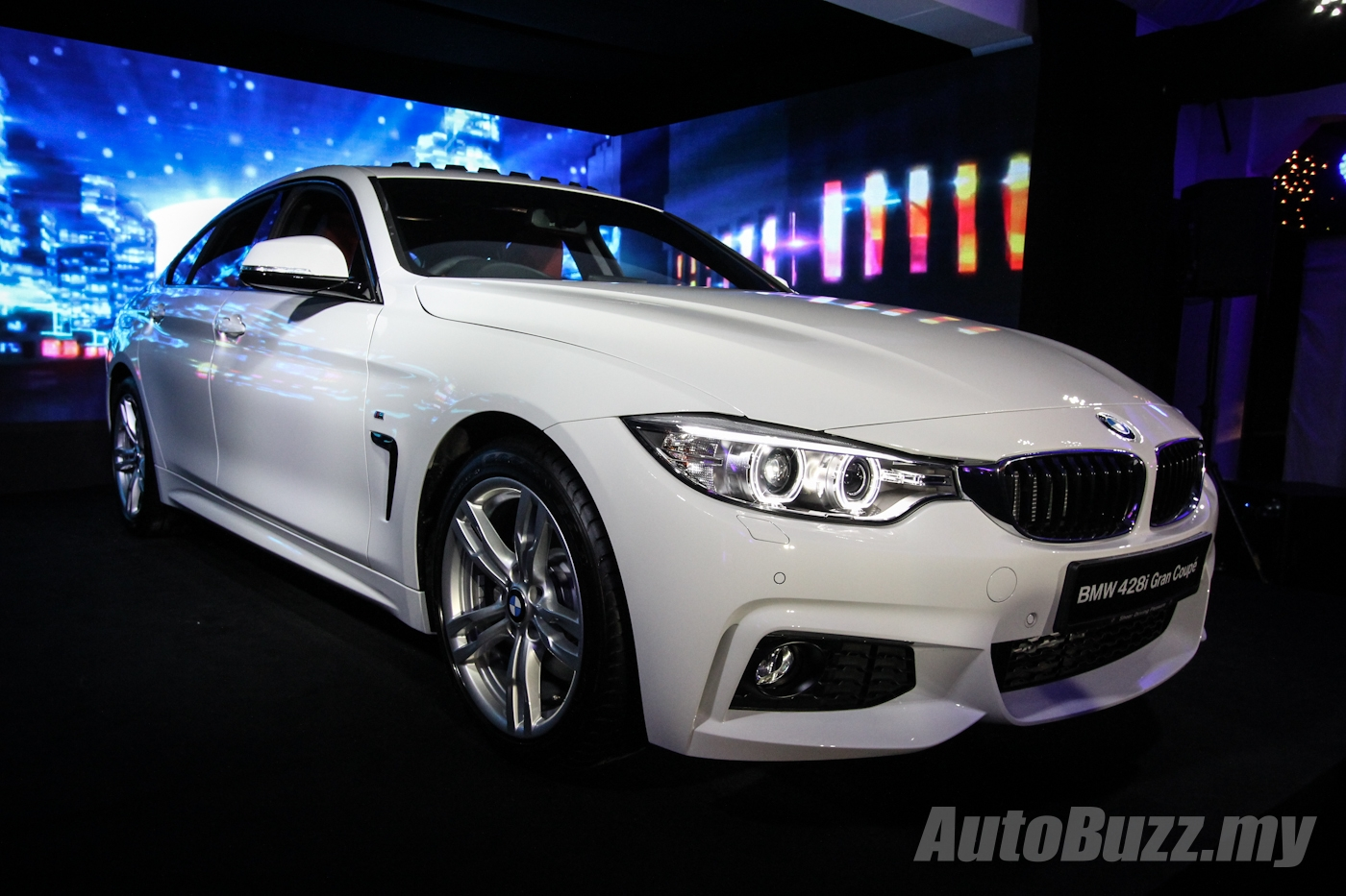 bmw 4 series gran coupe f36 launched in malaysia price from rm390k. Black Bedroom Furniture Sets. Home Design Ideas