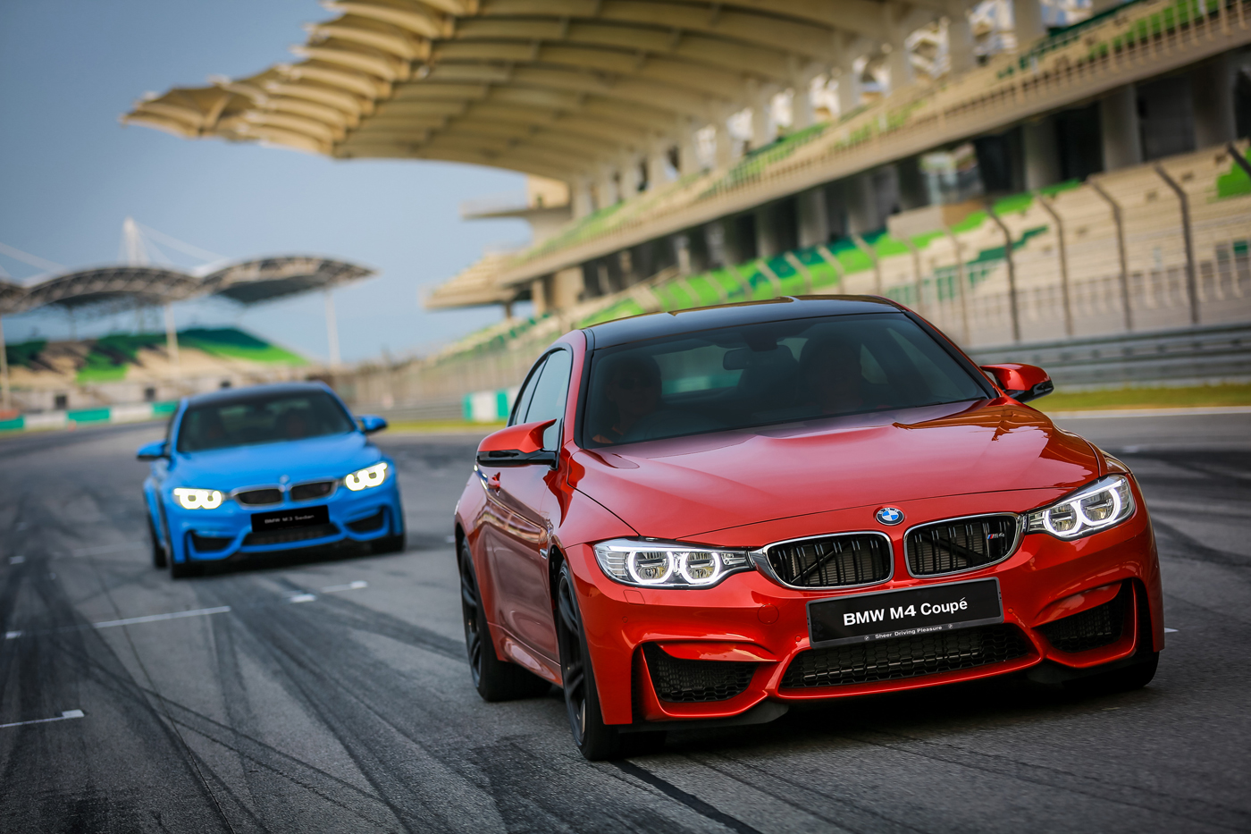2014 Bmw M3 Sedan M4 Coupe Now In Malaysia Price From Rm739k