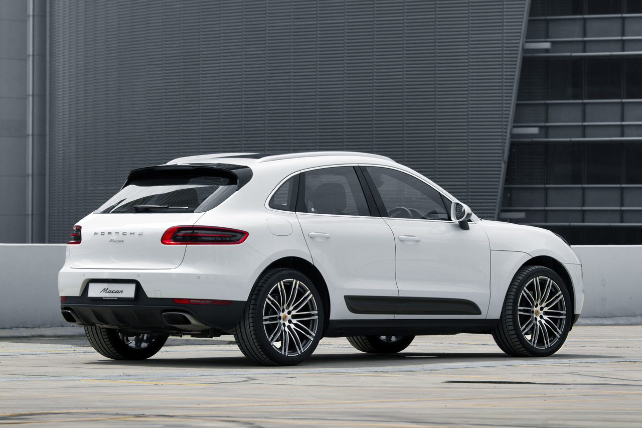 2014 Porsche Macan Officially Available In Malaysia Price From