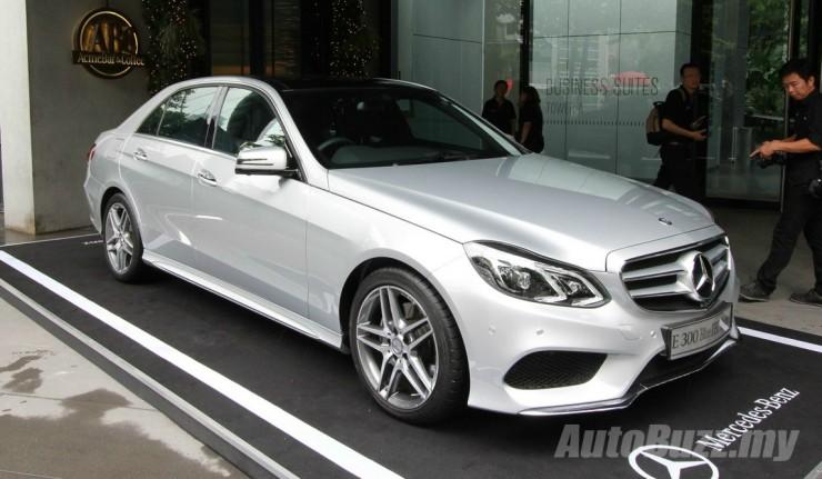Gst Mercedes Benz Updates Their Price List Up To Rm10k