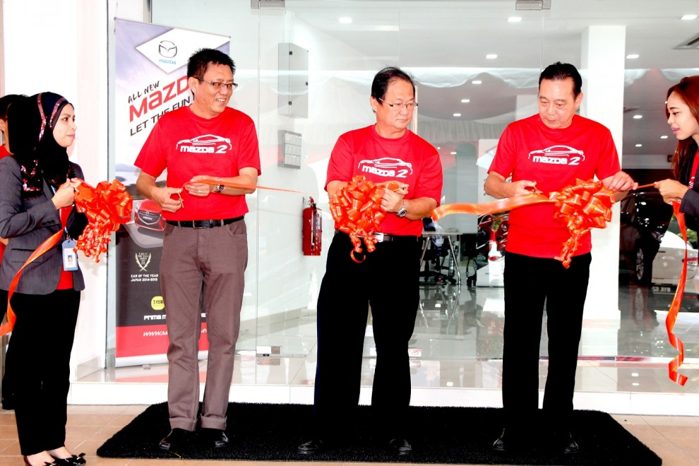 Mazda Opens Their First Anshin Pre Owned Car Centre In