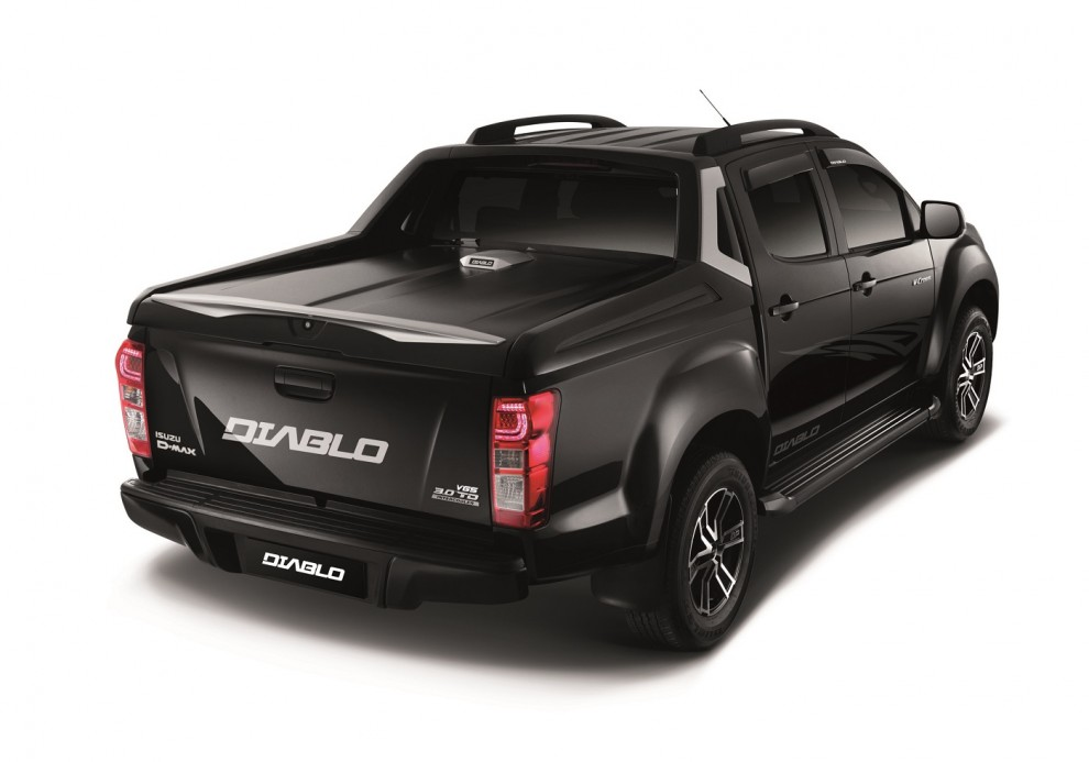 isuzu malaysia launches d max diablo special edition priced from rm110k to rm117k   autobuzz my