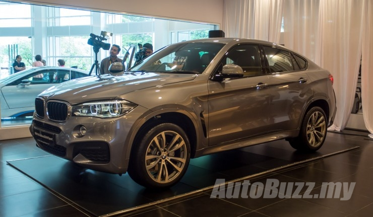 Bmw F16 X6 Ckd Launched In Malaysia Now Cheaper By Rm50k At Rm667k Autobuzz My