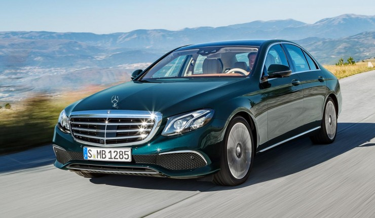Mercedes Benz E Class W213 Unmasked Either You Like It Or