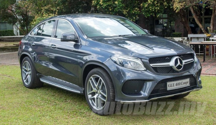 Mercedes Benz Gle Coupe Launched In Malaysia Priced From Rm487k Rm699k