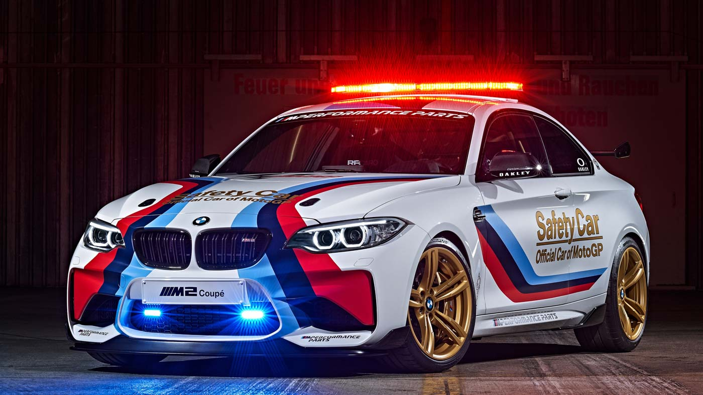 Have You Ever Thought Of What The Bmw M Colours Mean