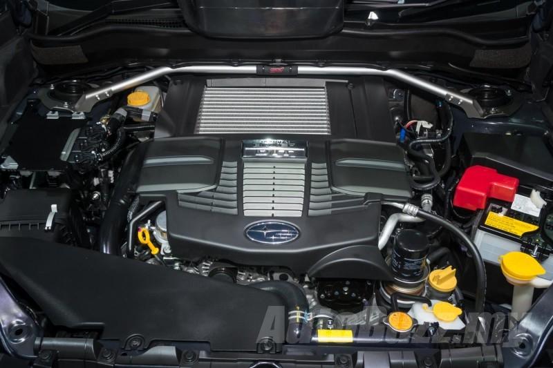 2016 Subaru Forester 2.0iXT Launch in Bangkok - AutoBuzz.my