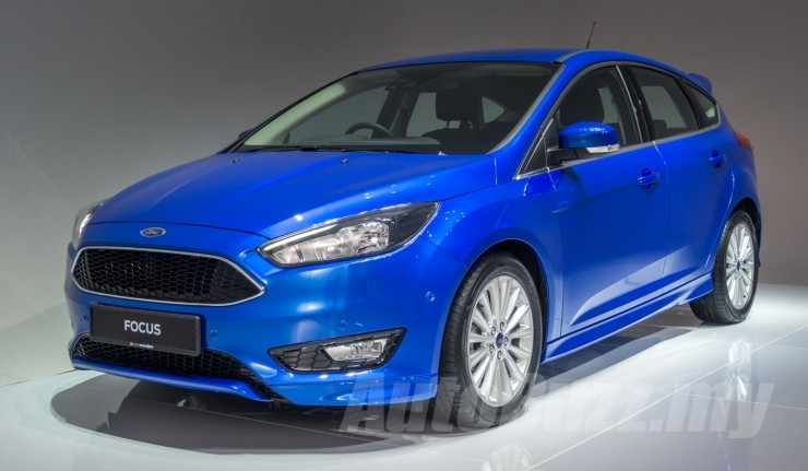 2016 Ford Focus Facelift Arrives In Malaysia 1 5l Turbo From