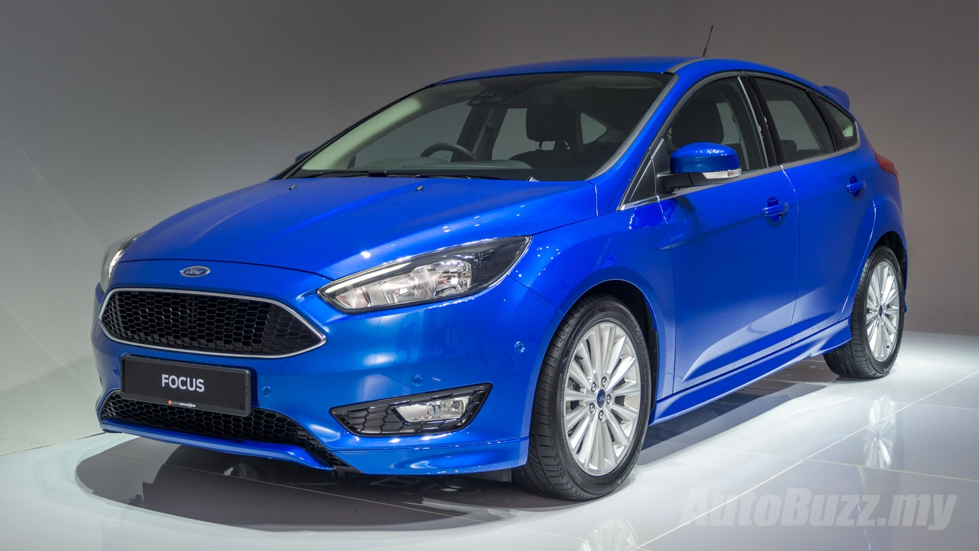 2016 ford focus facelift arrives in malaysia 1 5l turbo from rm119k. Black Bedroom Furniture Sets. Home Design Ideas