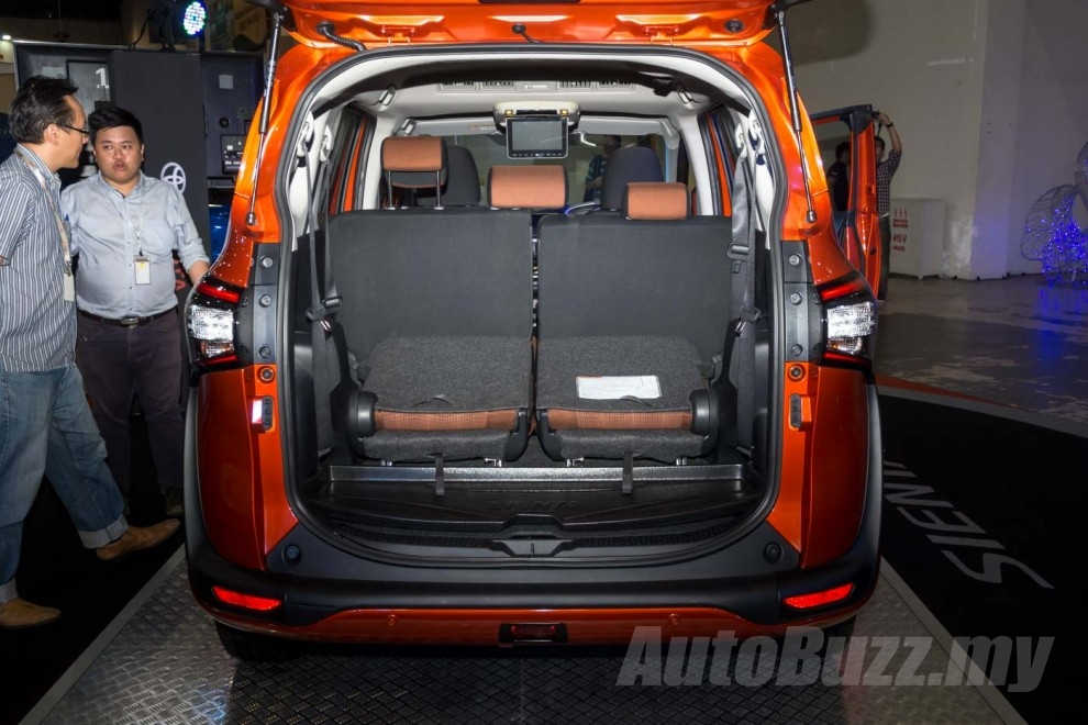 Toyota Sienta Previewed In Malaysia May Arrive By The End