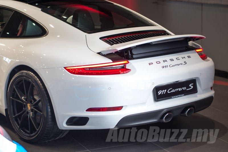 2016 Porsche 911 (991 Gen 2) Launch - AutoBuzz.my