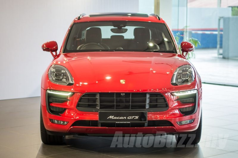 Hot New Porsche Macan Gts Arrives In Malaysia Priced From Rm710 000 Autobuzz My