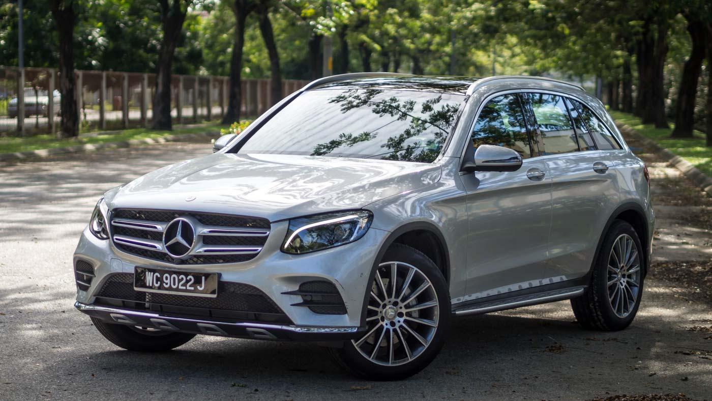 Review: 2016 Mercedes-Benz GLC 250 4MATIC - AutoBuzz.my
