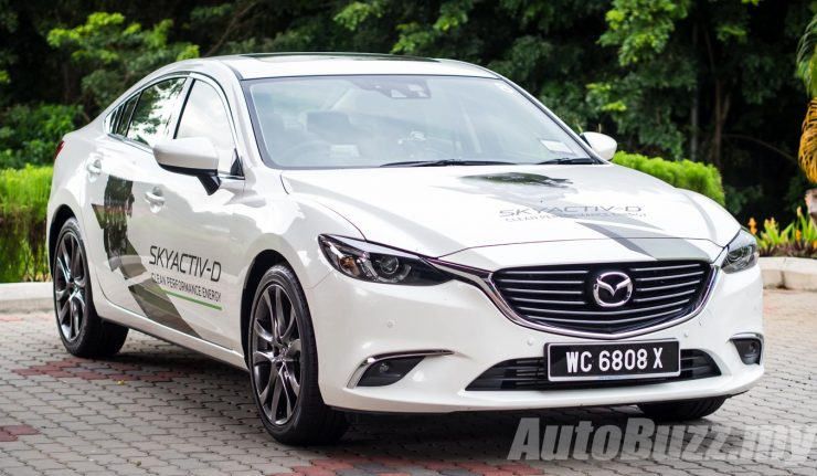 2016 Mazda6 Skyactiv D 2.2L Launched In Malaysia, Priced At RM204k