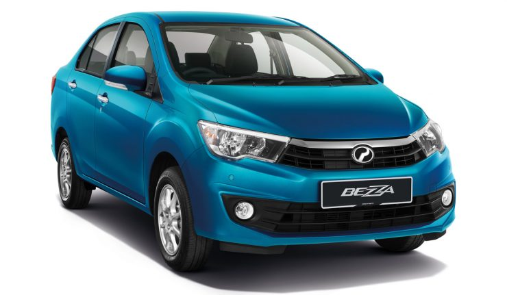 Perodua Bezza 1 0l Amp 1 3l Launched Priced From Rm37k To