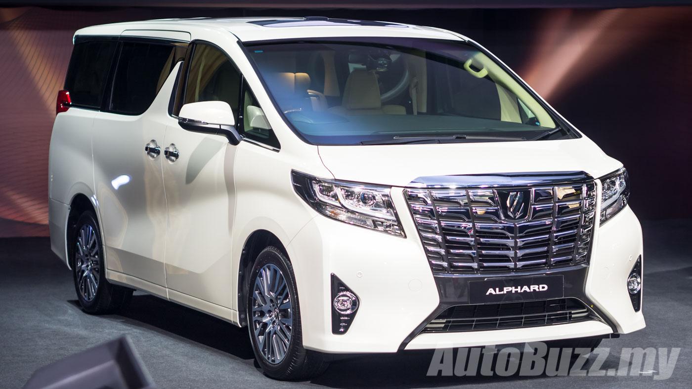 Kelebihan Toyota Alphard 2016 Top Model Tahun Ini