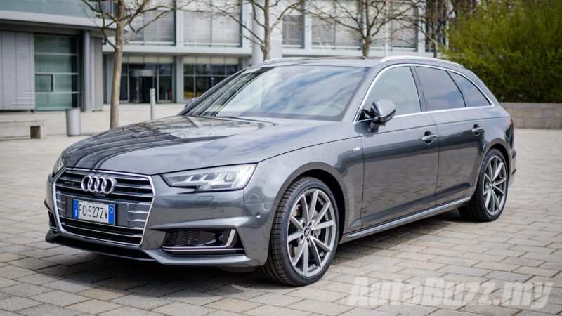 Audi A4 B9 Finally Launched In Malaysia 20 Tfsi Priced At Rm249k