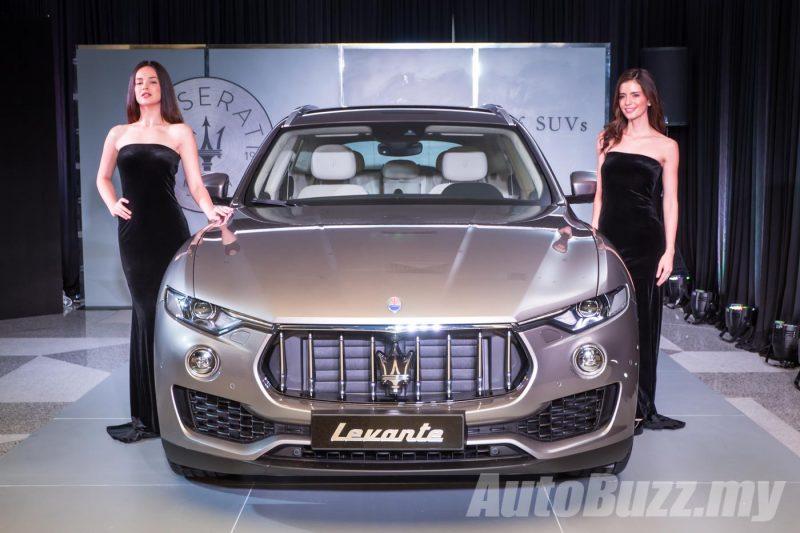 2016 Maserati Levante Preview in Malaysia - AutoBuzz.my