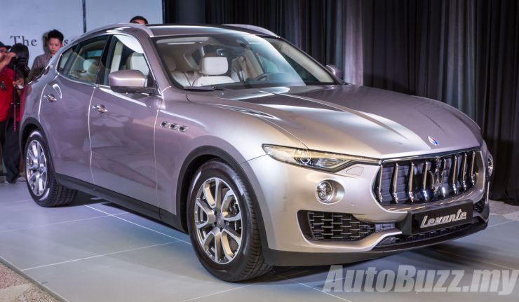 2016 maserati levante previewed in malaysia, price begins from under