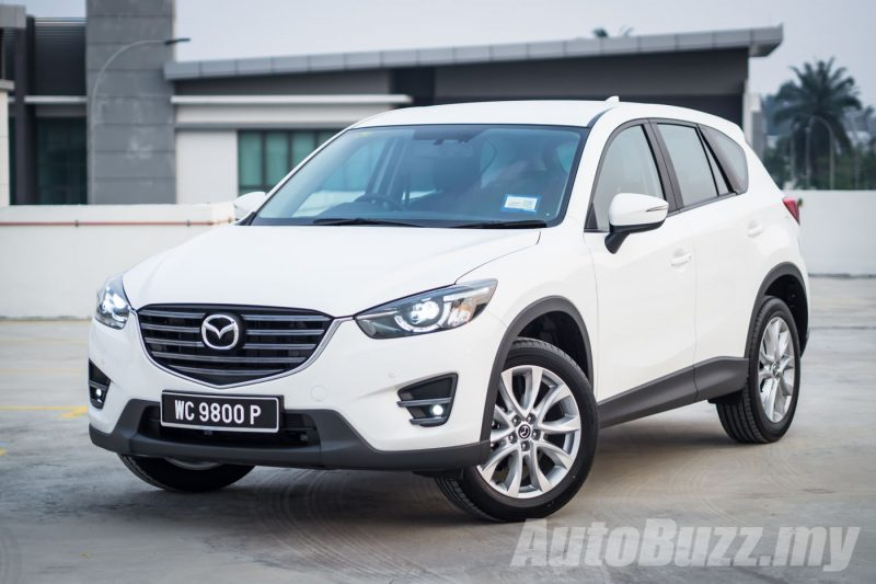 2016 Mazda CX-5 2.5L Skyactiv-G Review (Facelift) - AutoBuzz.my