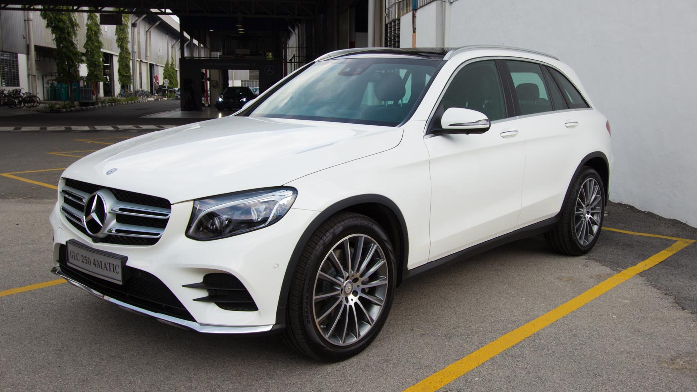 Mercedes Benz Glc 250 4matic Ckd Launched In Malaysia Priced At Rm325k Autobuzz My