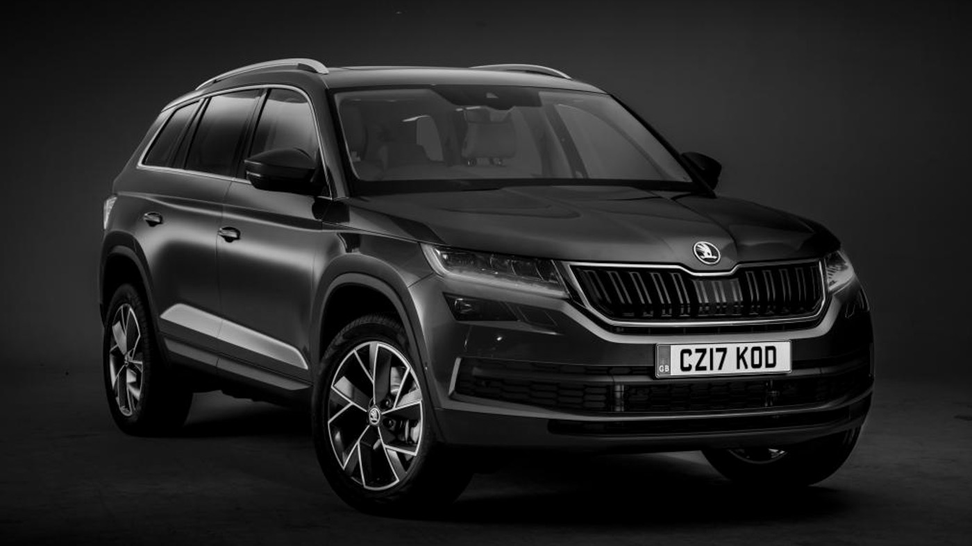 2016 skoda kodiaq unmasked the perfect suv we 39 ll never get. Black Bedroom Furniture Sets. Home Design Ideas