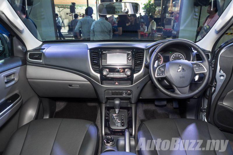 2016 Mitsubishi Triton 2.4L VGT Launch in Malaysia - AutoBuzz.my
