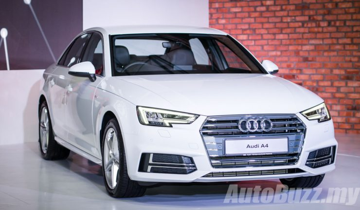 Is The Audi A B Worth Considering Over A Series CClass And - Audi all series