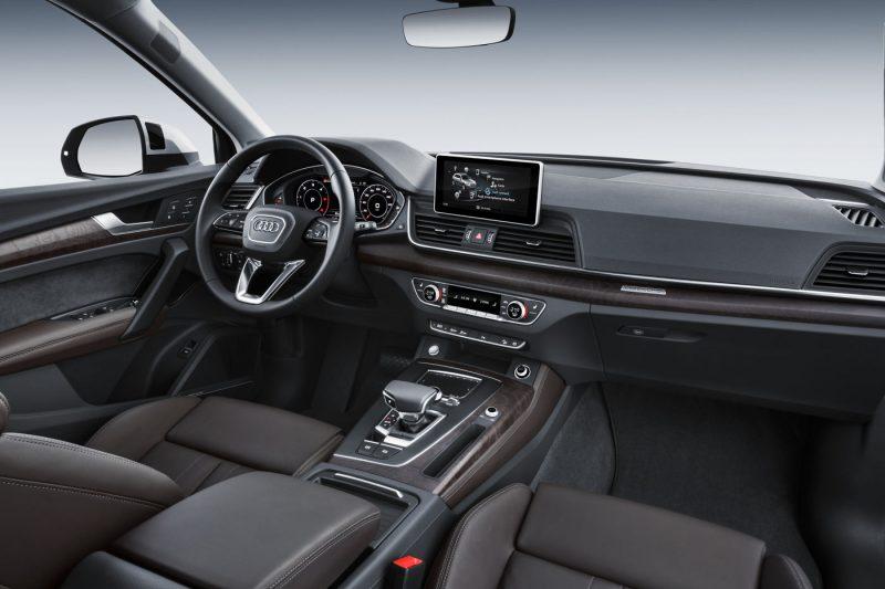 2017 Audi Q5 unveiled at Paris Motor Show