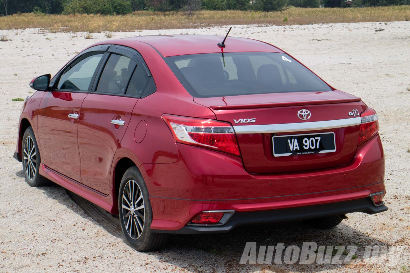 Toyota Vios Facelift Launched In Malaysia, Priced From