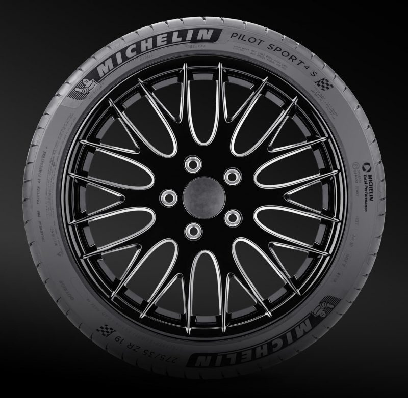 2016 Michelin PS4S UHP Tyre