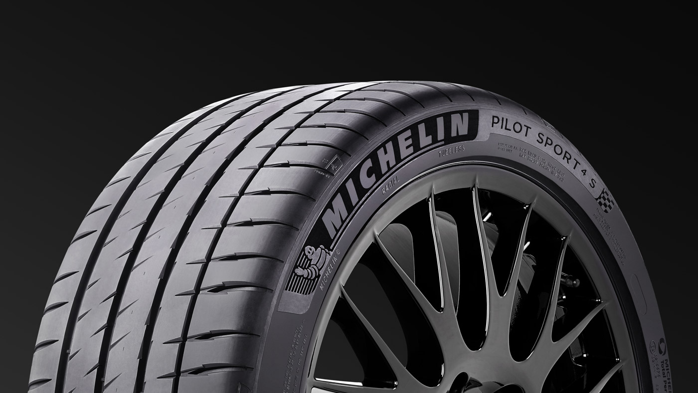michelin pilot sport 4 s ps4s launched to replace the pilot super. Black Bedroom Furniture Sets. Home Design Ideas