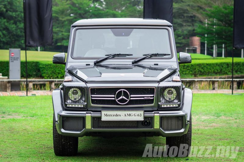 2016 Mercedes-AMG G 63 Launch in Malaysia - AutoBuzz.my