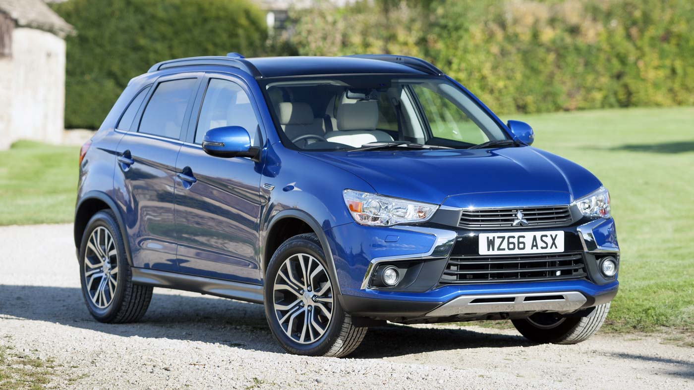 mitsubishi asx facelift launched in the uk priced from rm83k. Black Bedroom Furniture Sets. Home Design Ideas