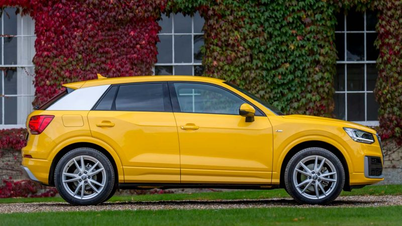 2016 Audi Q2 Goes on Sale in the UK