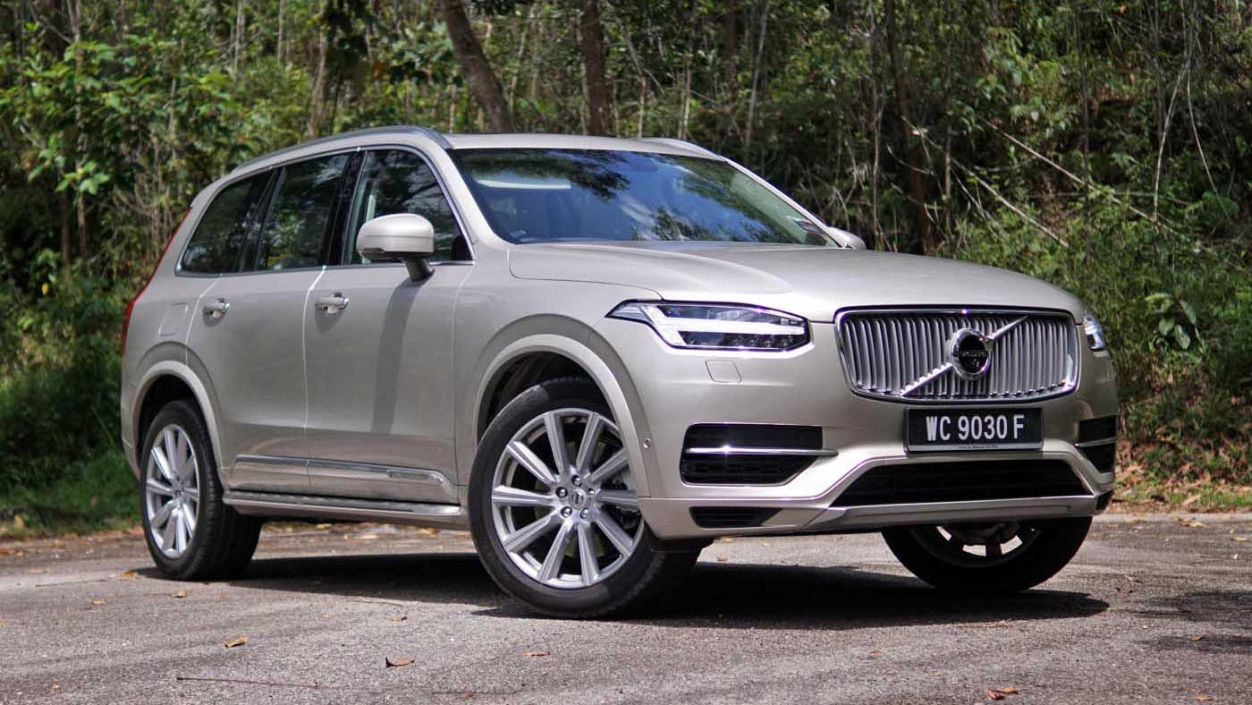 Next Gen Volvo Xc90 Due In 2021 S60 In 2018 Made In Us
