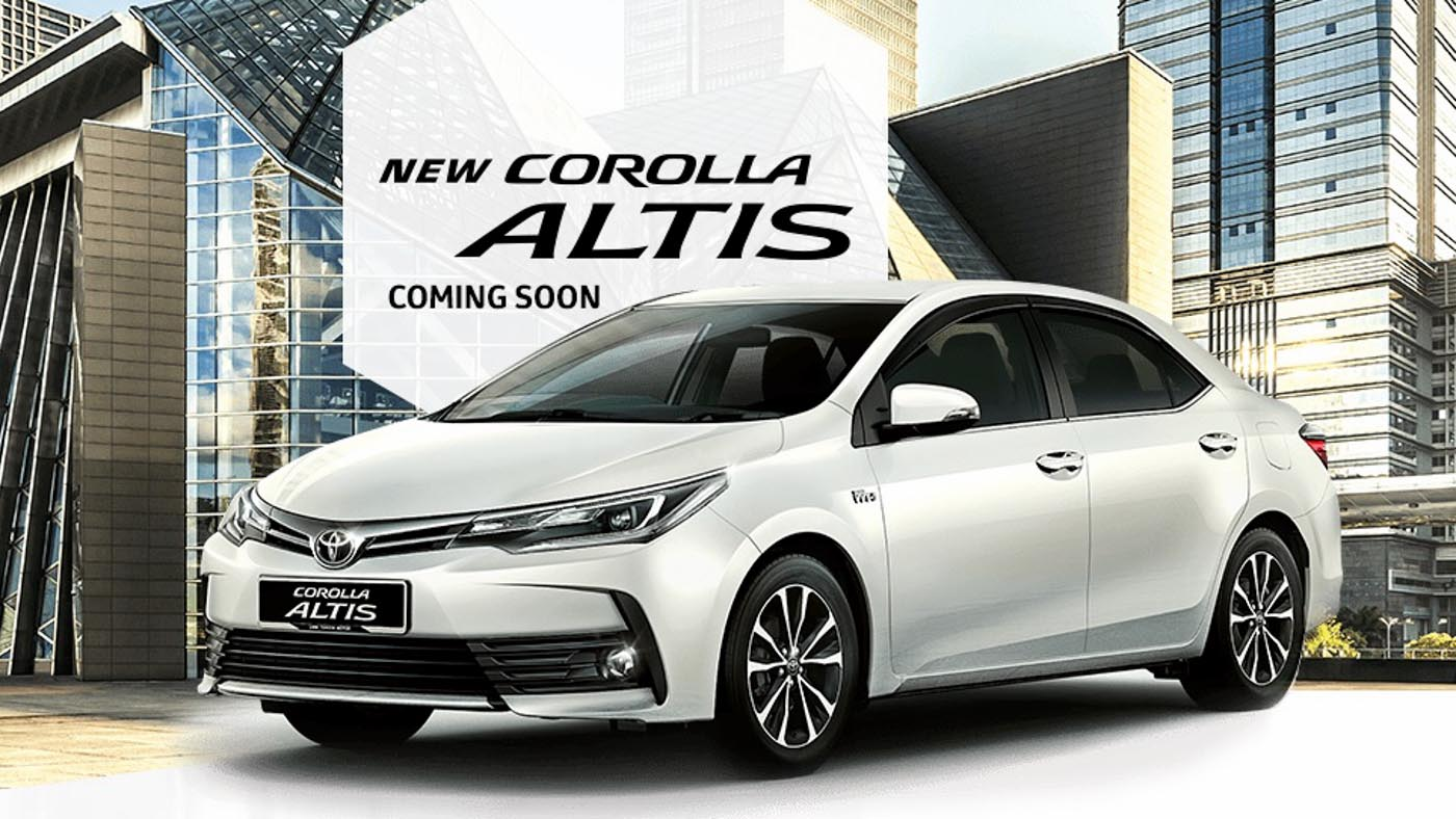 Revisiting The Toyota Corolla Altis Still Good To Hold