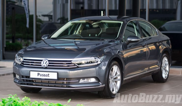 Volkswagen Passat B8 Launched In Malaysia Priced From