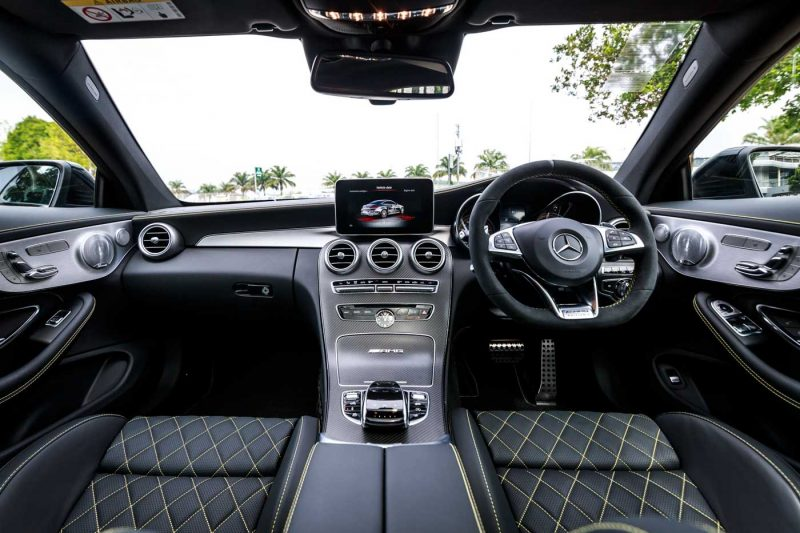 2016 Mercedes-AMG C 63 S Coupe Launch in Malaysia - AutoBuzz.my