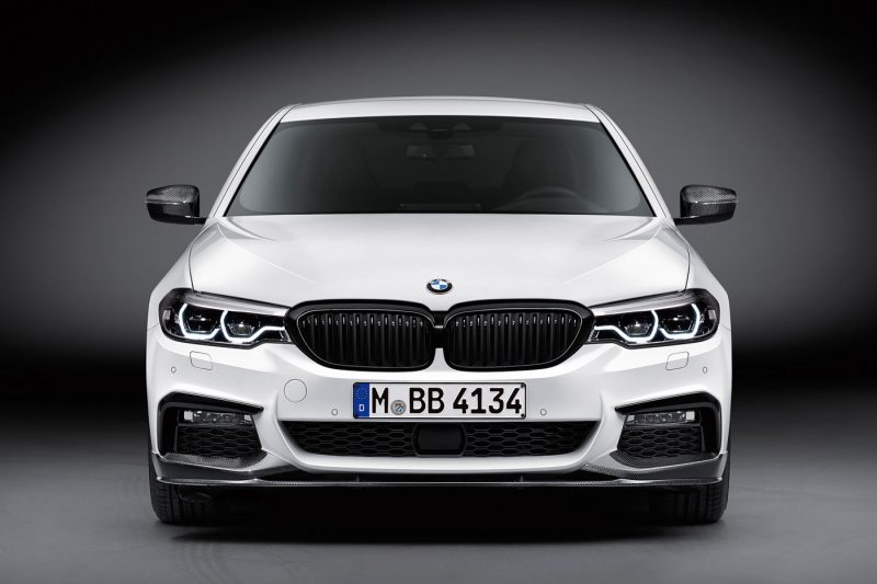 2016 BMW G30 5-Series M-Performance Unveiled