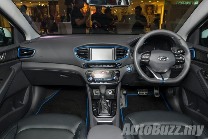 2016 Hyundai Ioniq 1.6L Hybrid Launch in Malaysia - AutoBuzz.my