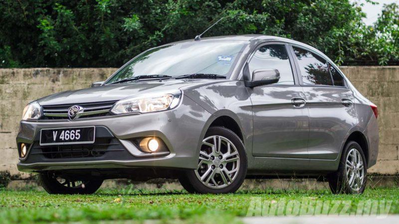 2016 Proton Saga 1.3L Premium CVT Review - AutoBuzz.my