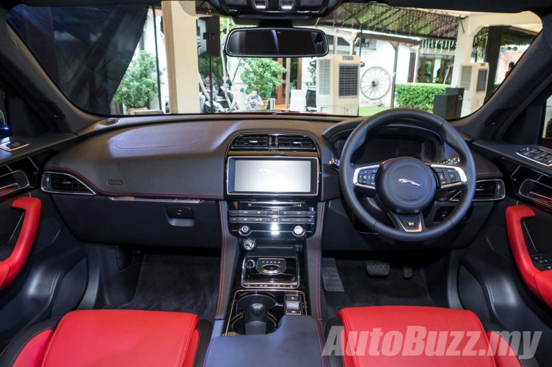 2016 Jaguar F-PACE 3.0L V6 Launched in Malaysia - AutoBuzz.my