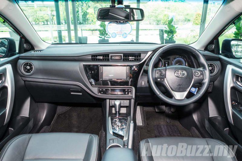2016 Toyota Corolla Altis Facelift Launch - AutoBuzz.my