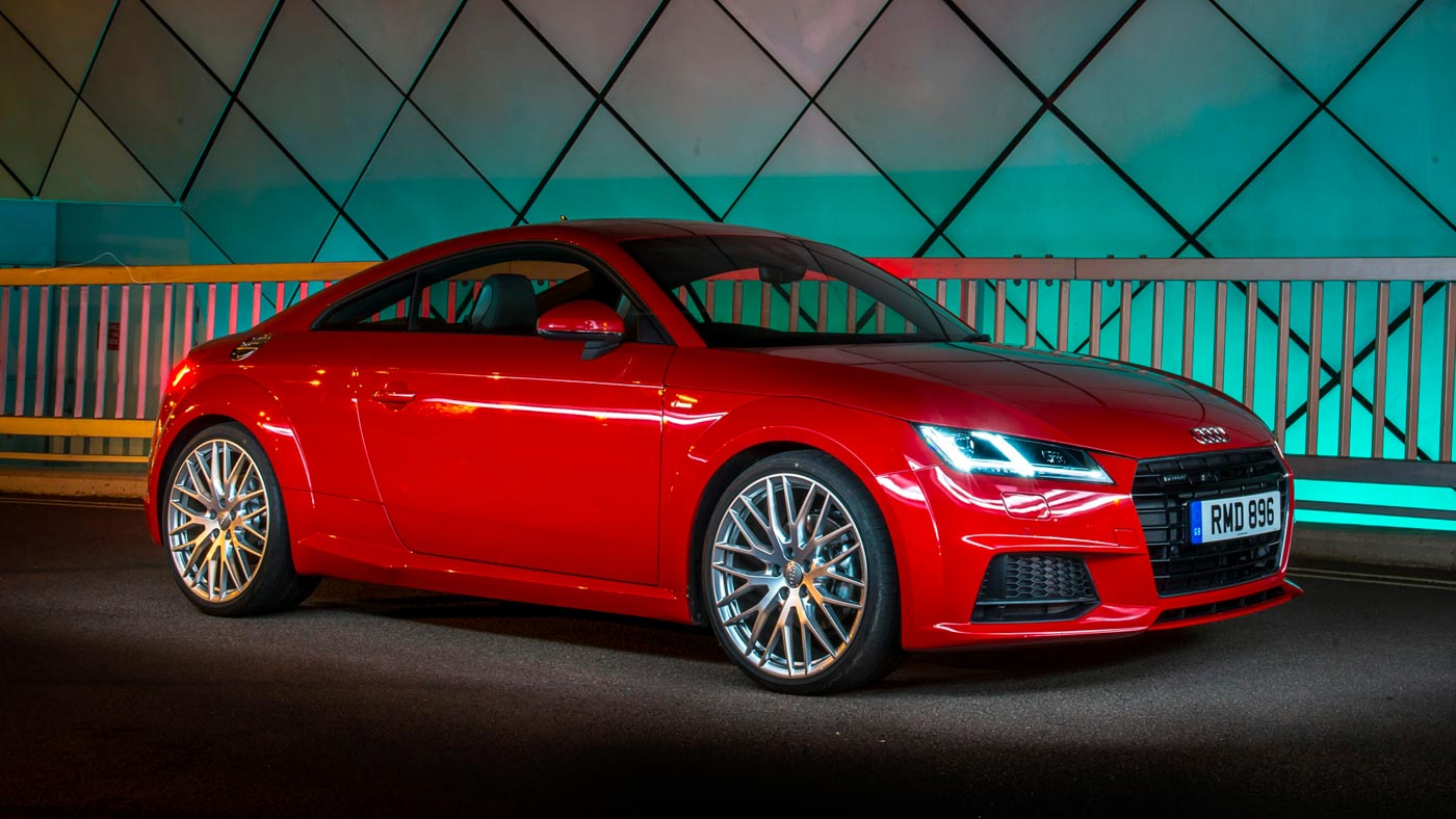 Audi TT TDI quattro unveiled, but it won't be coming to ...