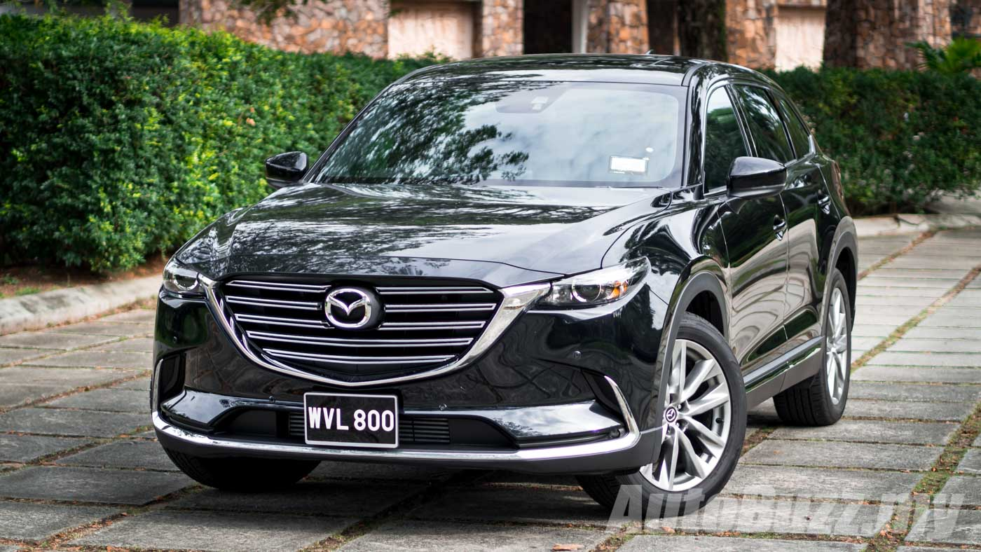 Mazda Cx 9 >> Mazda announces next-gen SkyActiv-X petrol engines, EV ...